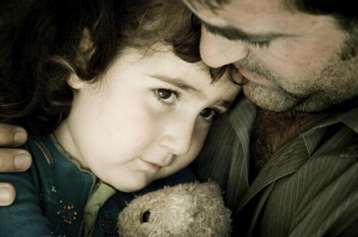 Как помочь ребенку в трудную минуту