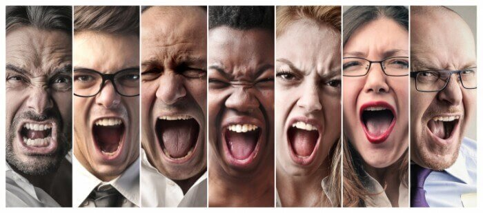 Эмоции и конфликт