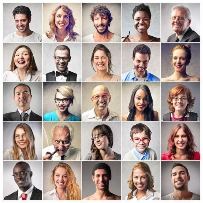 Люди разных поколений: X, Y и Z