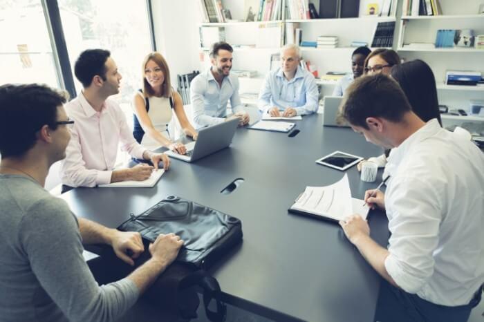стиль общения, общение с коллегами